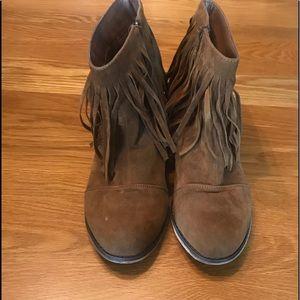 Ladies Breckelles Ankle boots